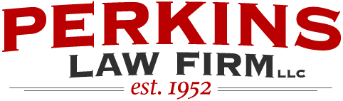 Perkins Law Firm Logo