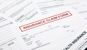 insurance claim form,